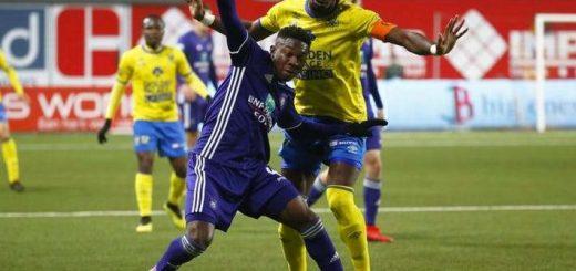 institut jmg academie jmg Francis Amuzu Anderlecht FC